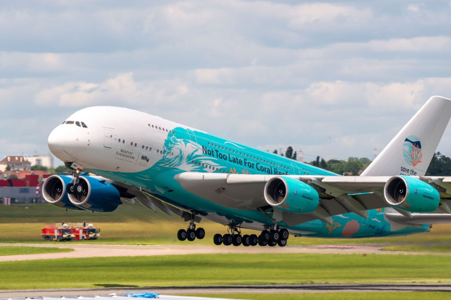 Hi Fly, Airbus A380, Not Successful