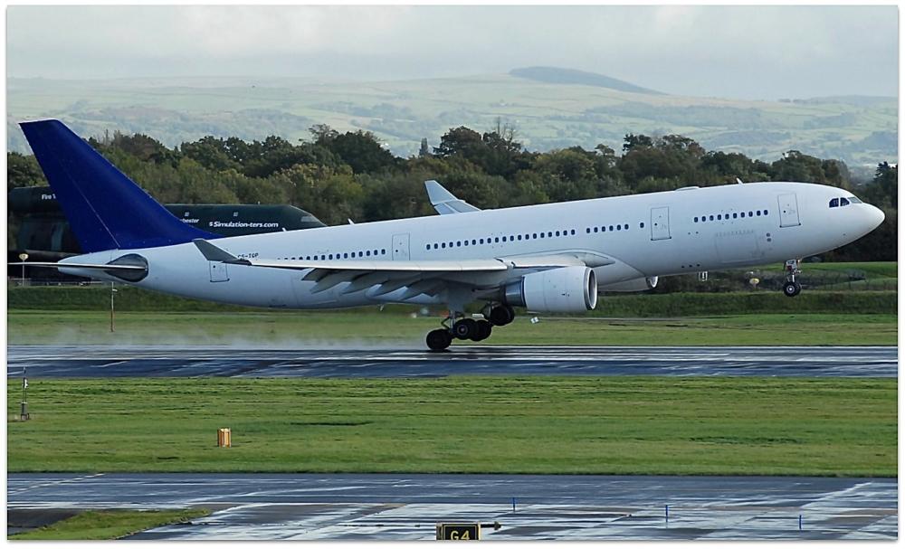 Hi Fly Airbus A330
