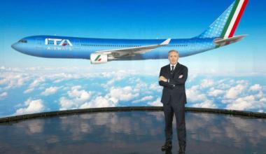 Nasce ITA Airways, la nuova compagnia aerea di bandiera competitiva e sostenibile