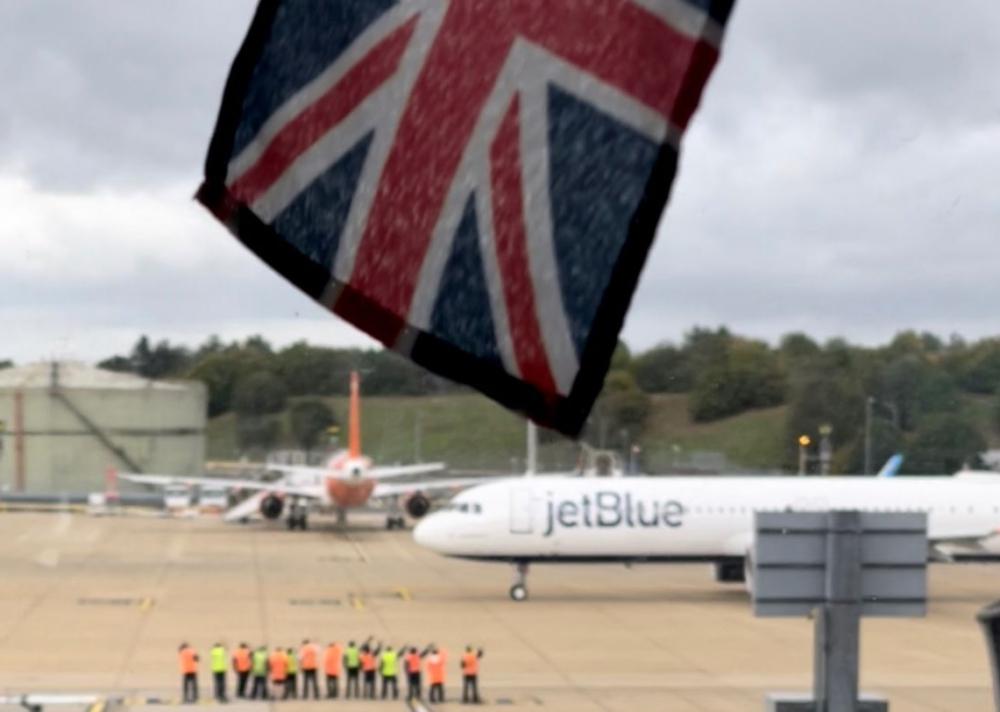 JetBlue Gatwick2