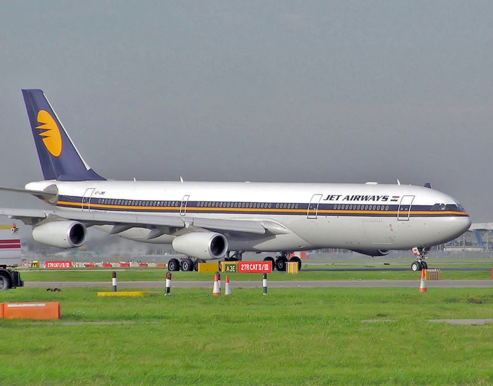 Quadjets: What Happened To Jet Airways' Airbus A340 Aircraft?