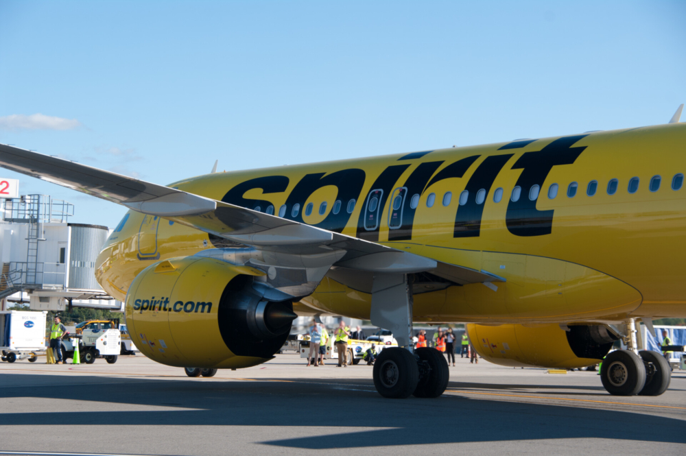 Spirit Airlines Arrives In Manchester With Signs Of More To Come