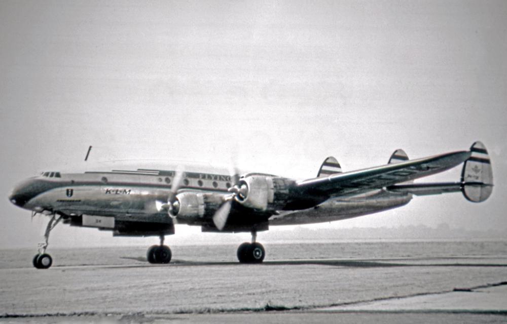 KLM Lockheed Constellation