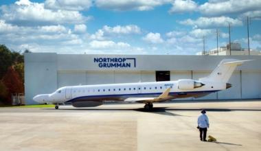 Northrop Grumman Bombardier CRJ700