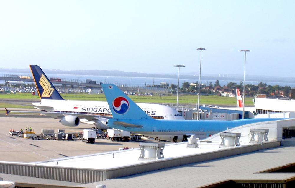 Singapore Korean Air