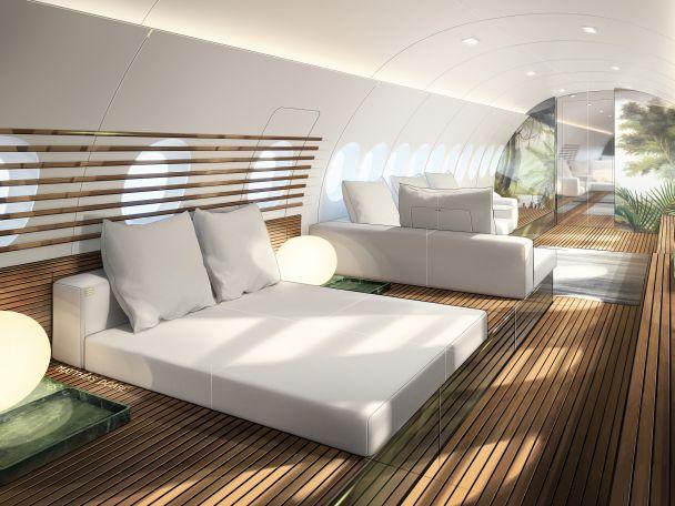 SkyRetreat ACJ TwoTwenty Concept