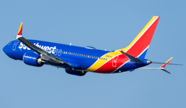 Southwest Airlines Boeing 737 MAX 8 N8801Q (2)