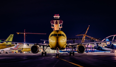 Spirit Airlines – LAWA Brosseau – 1