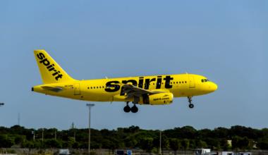 Spirit A319