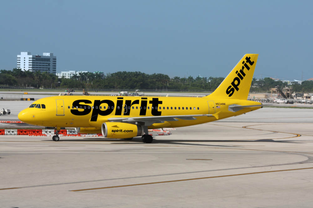 Spirit Airlines Adds An Interesting New Route To Puerto Rico
