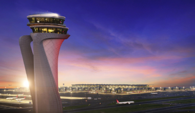 Istanbul Airport, Condé Nast, World's Best Airport