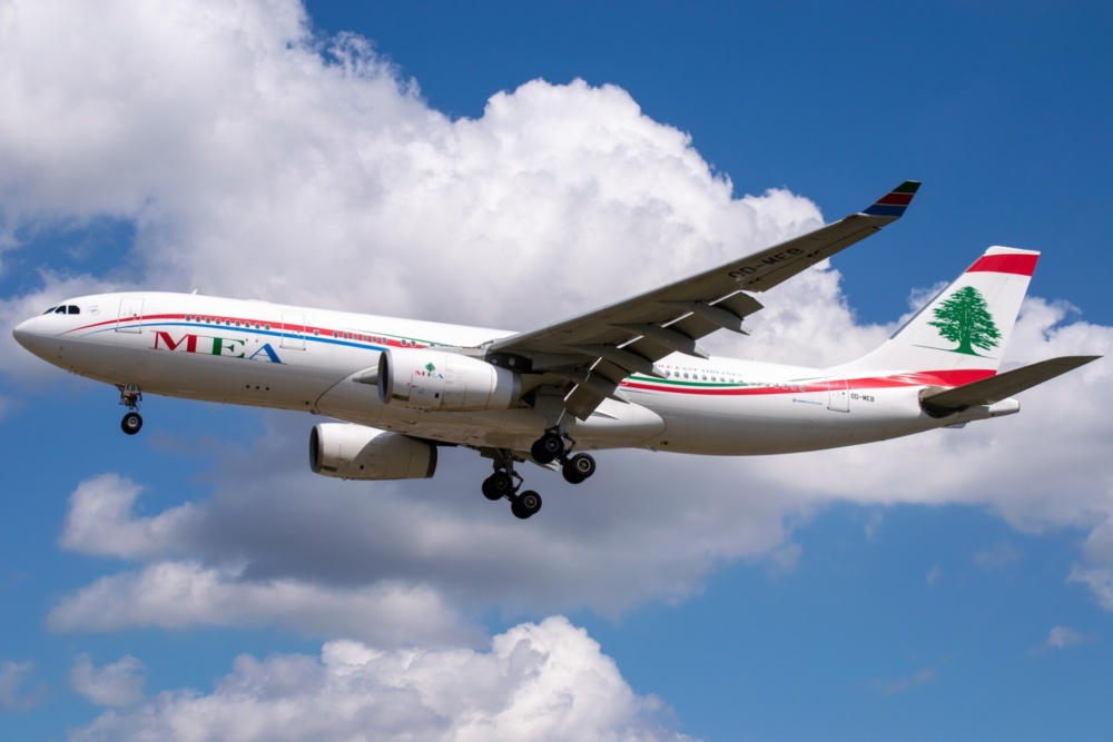 MEA Airbus A330