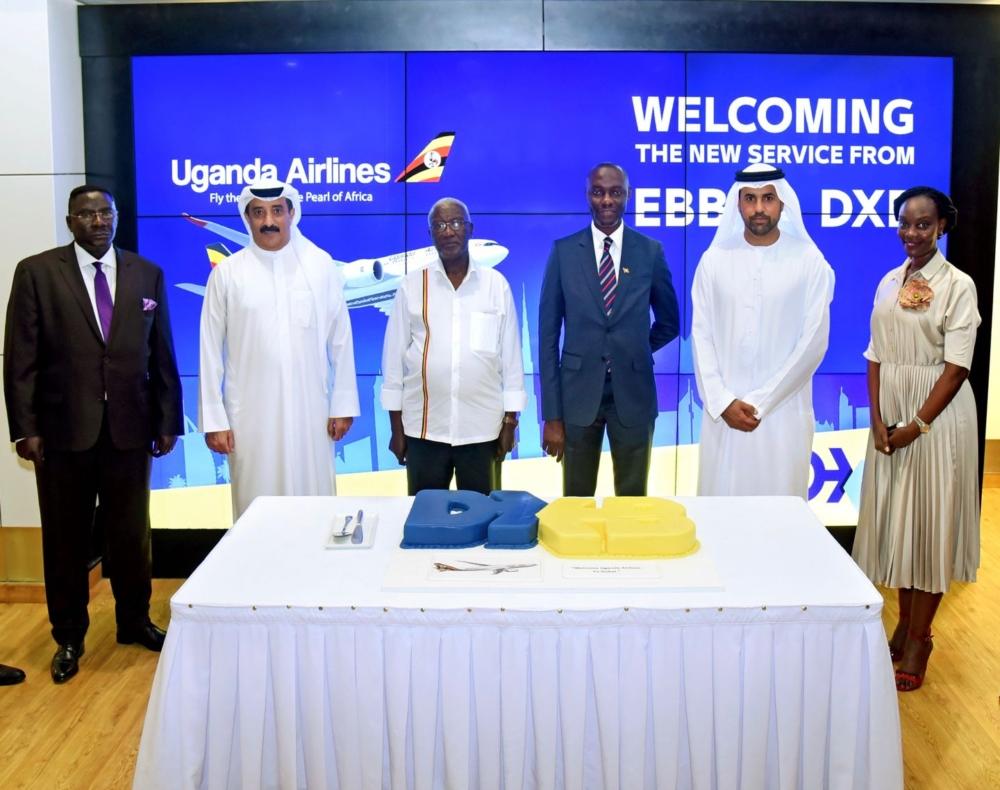 Uganda Airlines Dubai