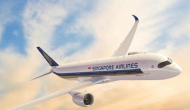 SIA A350-900