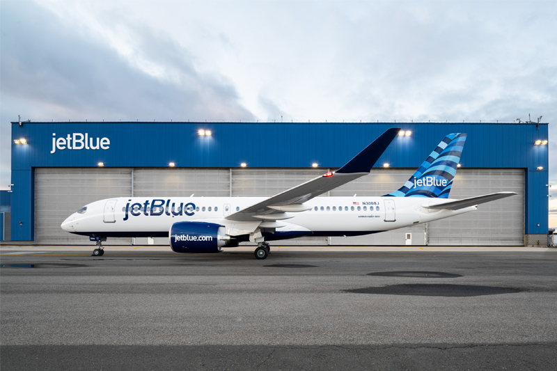JetBlue Outlines Its Plan To A Cleaner World